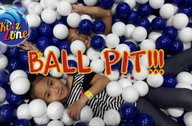 ocean ball pit kidz zone melawati mall